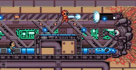 Super Metal Hero - de l'action et des couleurs plein votre Amiga !