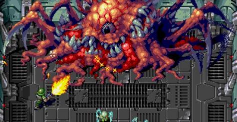 Xeno Crisis se concrétise sur Neo Geo !