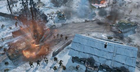 Tous à l'assaut ! Téléchargez gratuitement Company of Heroes 2 sur Steam !