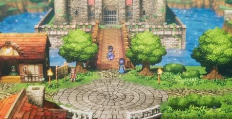 Square Enix annonce Dragon Quest XII The Flames of Fate et un remake HD-2D pour Dragon Quest III