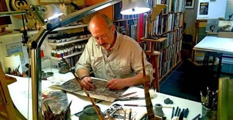 Disparition de Benoît Sokal, créateur de Syberia