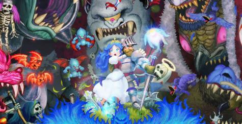 Ghosts' n Goblins Resurrection enfin sur Playstation 4, Xbox One et PC !