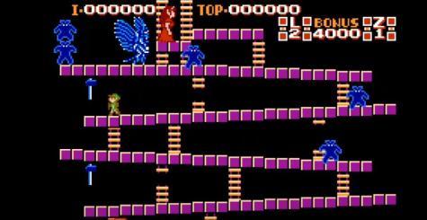 Zelda Kong V-VIII - la suite logique