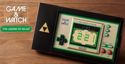 Game and Watch Zelda - quelle date, quel prix, quels jeux ?