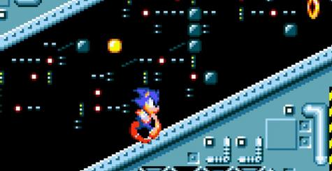 Pour ses 30 ans, Sonic gambade enfin sur Amstrad GX-4000