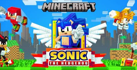 Minecraft célèbre les 30 ans de Sonic avec des packs exclusifs !