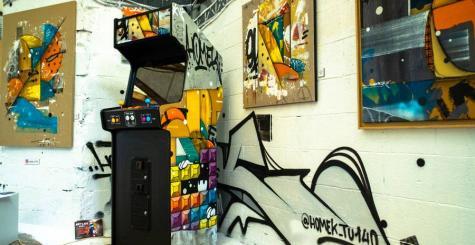 De l'art dans l'arcade ! 5 questions à... Art'Cade