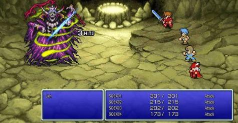 Final Fantasy Pixel Remaster - les remasters HD de Final Fantasy I, II et III arrivent sur PC le 28 juillet