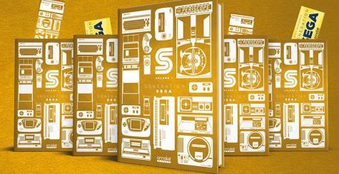 Génération SEGA Volume 1 - 1934-1991 De Standard Games à la Mega Drive - les précommandes sont ouvertes !