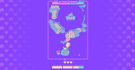 Super Glitter Rush - un shmup adorable et voyou