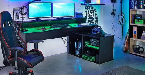 Comment aménager un espace gaming ?