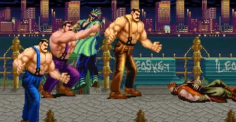 Final Fight 30th Anniversary Edition bientôt porté sur CPS2 !