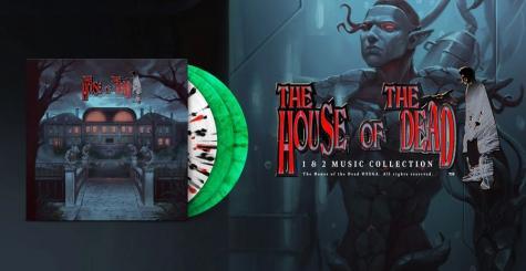 Cartridge Thunder sortira une édition vinyle de la bande originale de The House of the Dead 1 et 2