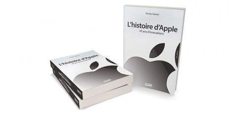 L'histoire d'Apple - 45 ans d'innovations, un livre disponible chez Omaké Books