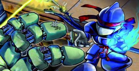 The Cursed Knight SEGA Mega Drive : l'interview !