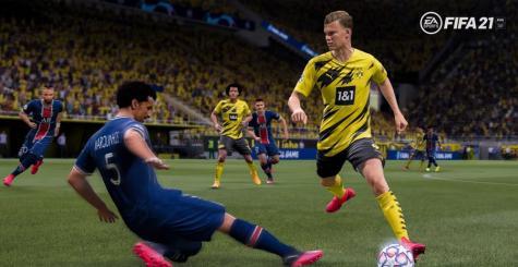 Examen de la nouvelle version de FIFA 21