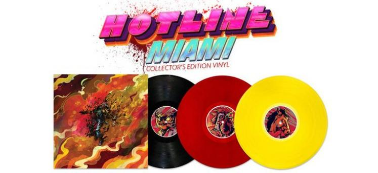 L'édition vinyle collector - Hotline Miami