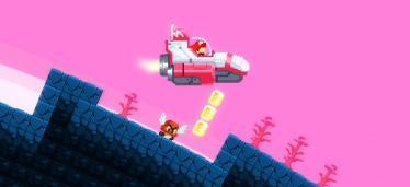 No Mario's Sky - quand Mario se balade dans No Man's Sky