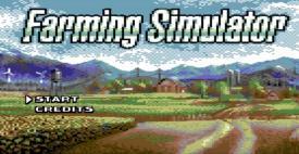 Farming Simulator sur Commodore 64 - il faut le voir pour le croire !