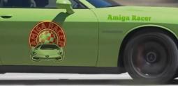 Amiga Racer - décidément, l'Amiga en a sous le capot !