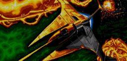 Gradius II approche de la Sega Mega Drive