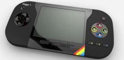 Sinclair ZX Spectrum Vega+ la console portable de Sir Clive Sinclair