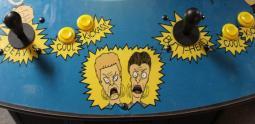 Un prototype arcade Beavis and Butt-Head refait surface 20 ans après