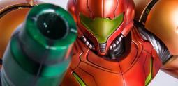 Metroid Prime - First 4 Figures lance les précommandes pour la statuette Samus Varia Suit