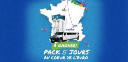 Concours Euro 2016 : Gagnez votre Package - 5 jours au coeur de l'Euro - avec Parissportifs.com