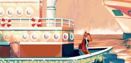 World Warrior Travel - De magnifiques affiches de voyages Street Fighter