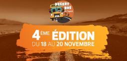 Le Desert Bus de l'Espoir reprend la route pour sa 4ème édition