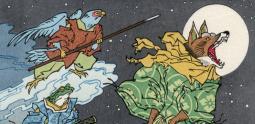 Ukiyo-e Heroes - Jeu de miroirs