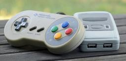 SNES Micro - la miniaturisation extrême de la console de Nintendo