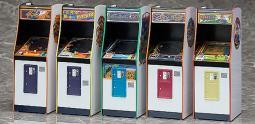 Namco Mini Arcade Machine Collection - tout est une question d'échelle !