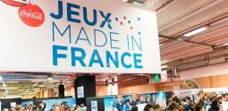 Paris Games Week 2016 et son espace Jeux Made in France