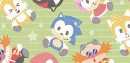 Trois thèmes Sonic 25eme anniversaire pour la Nintendo 3DS