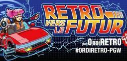 Ordirétro investira la Paris Games Week 2016 avec Rétro vers le futur