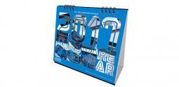 Préparons 2017 avec le calendrier Sega Hardware