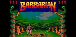 Barbarian arrive sur PC Engine !