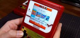 La transformation de la Famicom Mini en Game Boy est une réussite !