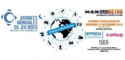 Ordiretro s'associe à Epitech Lille et E-Artsup pour les Journées Mondiales du Jeux Vidéo
