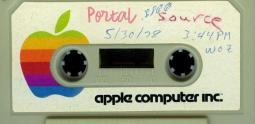 Portal se téléporte sur Apple 2 !