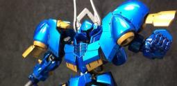 Gundam Shovel Knight - la pelle et le robot