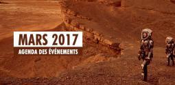 Agenda retrogaming - vous n'êtes pas seuls sur Mars