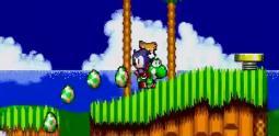 Yoshi débarque dans Sonic 2 !