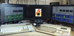 L'Atari ST et l'Amiga 500 fraternisent dans un concert de Banjos !