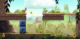 Monster Boy and the Cursed Kingdom - de sublimes screenshots pour patienter