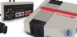 Ceci n'est pas une NES Mini mais la RetroN HD for NES d'Hyperkin