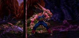 Dragon Ball Z Attack of Saiyans - un fan game OpenBor explosif !