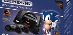 Sega Genesis Flashback - AtGames roule les mécaniques